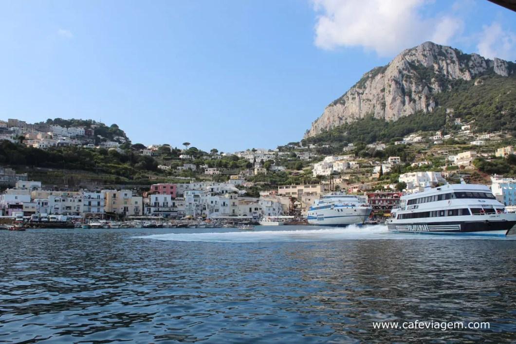 onde ficar em Capri