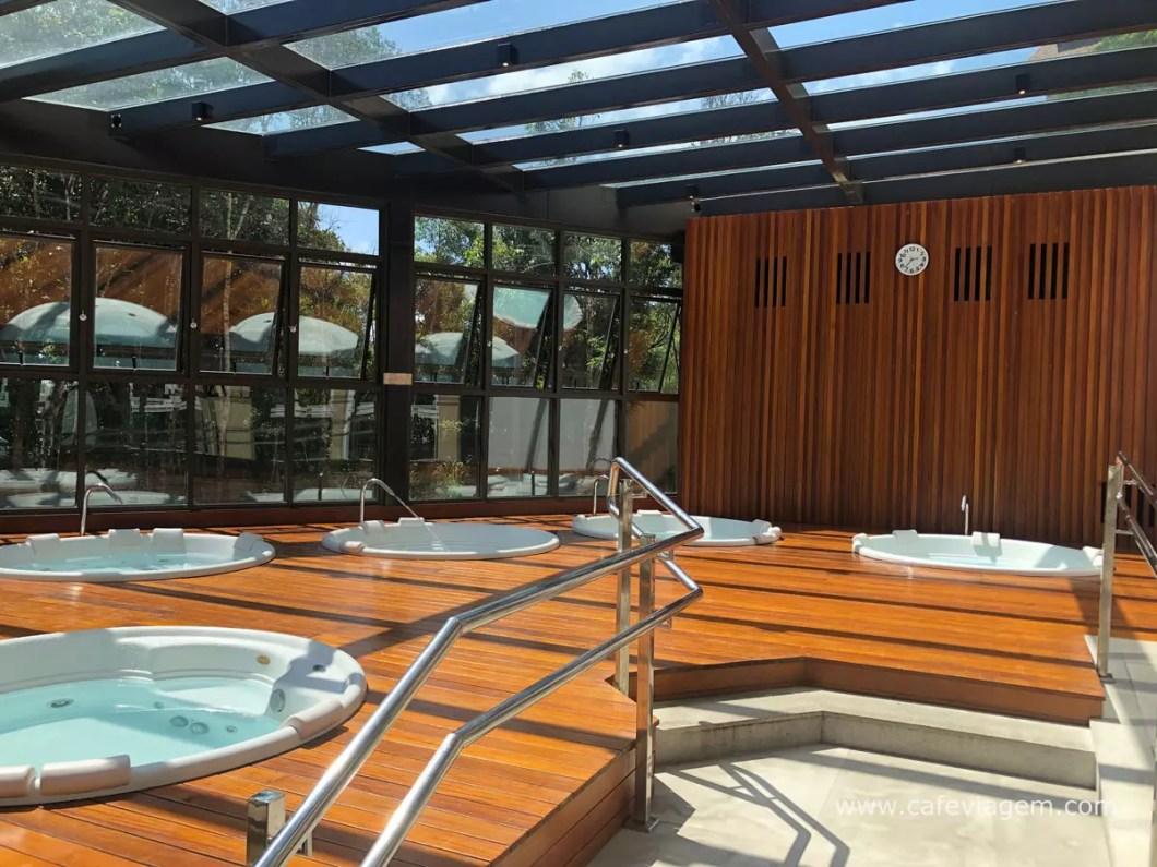 jacuzzi Wyndham Gramado Resort