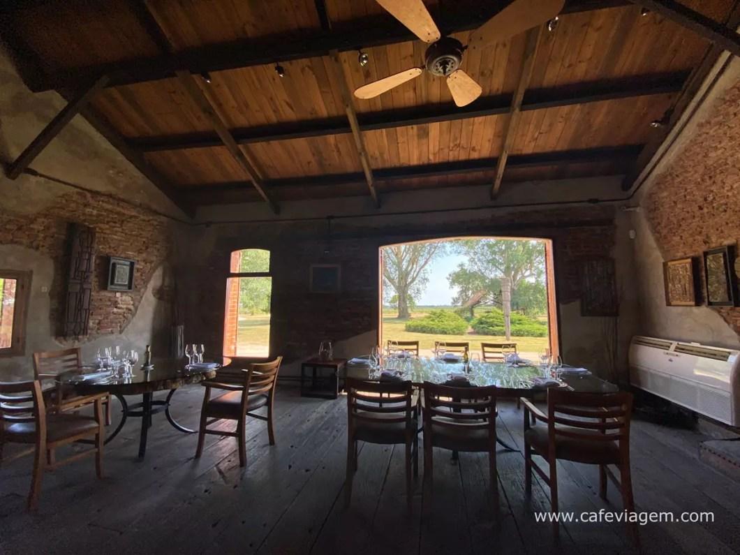 restaurante Familia Deicas Uruguai