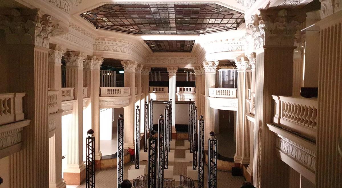 Farol Santander Porto Alegre exposições