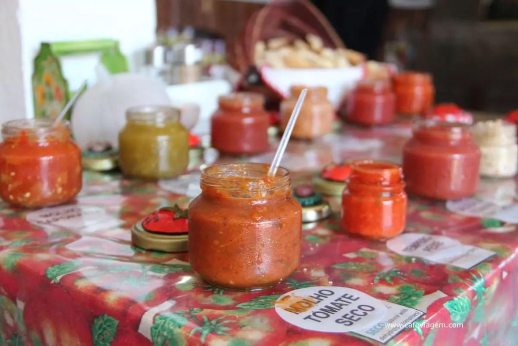 Casa do Tomate Caminhos de Pedra