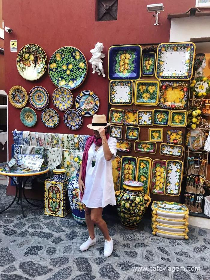 cerâmicas Costa Amalfitana