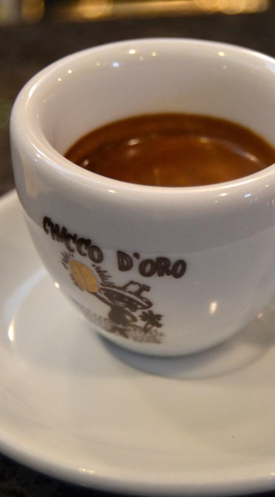Torrefazione Caffè Chicco D'Oro   La Nostra Storia - Tazzina