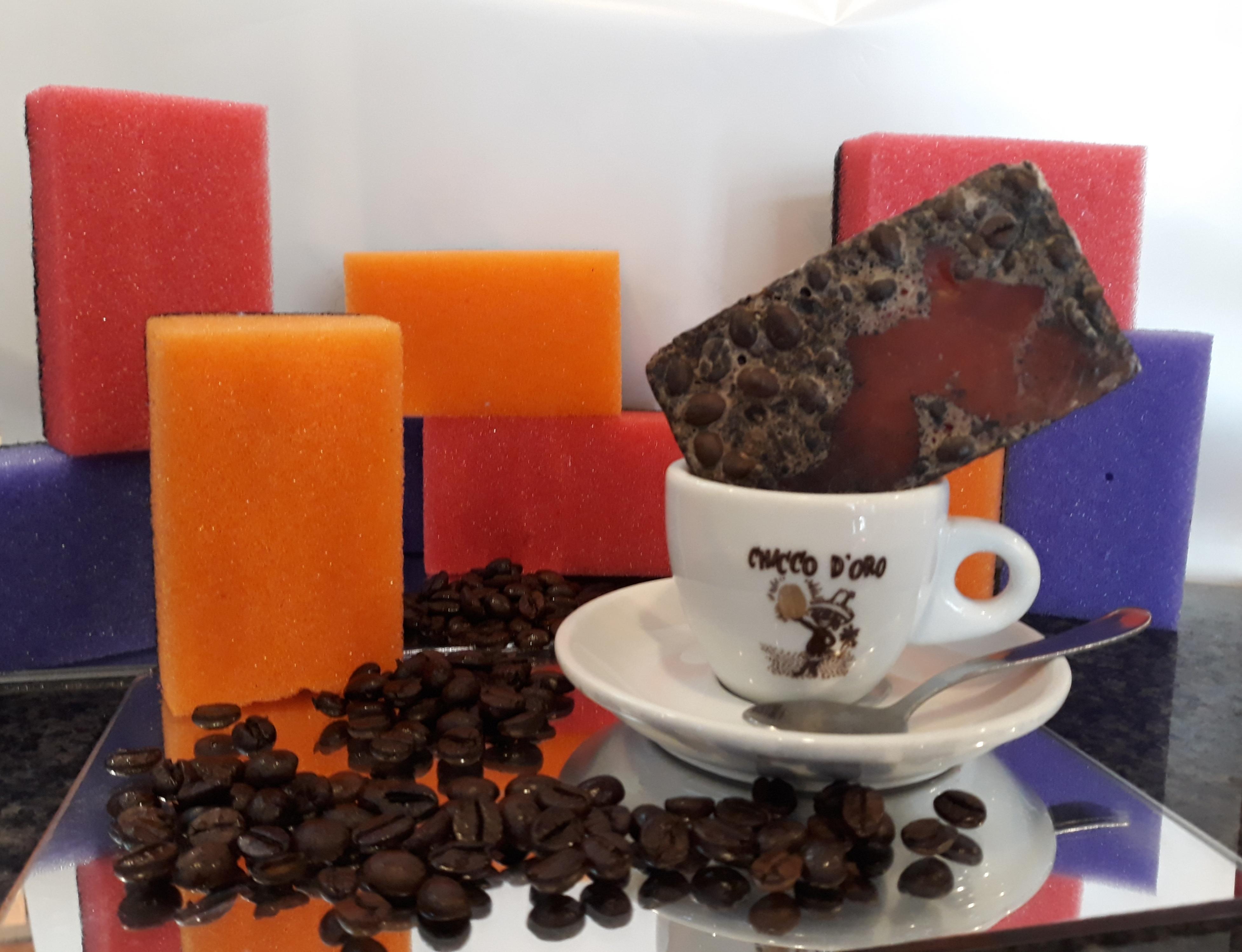 Torrefazione Caffè Chicco D'Oro | Saponetta al Cacao e Caffè – 2