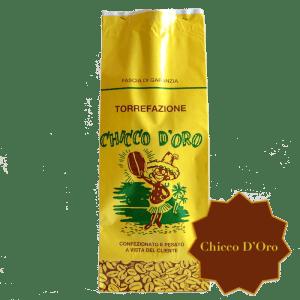 Torrefazione Caffè Chicco D'Oro | Caffè Chicco D'Oro in grani, macinato per moka ed espresso