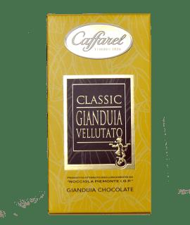 Torrefazione Caffè Chicco D'Oro | Tavoletta Cioccolato - Classic Gianduia Vellutato - Caffarel
