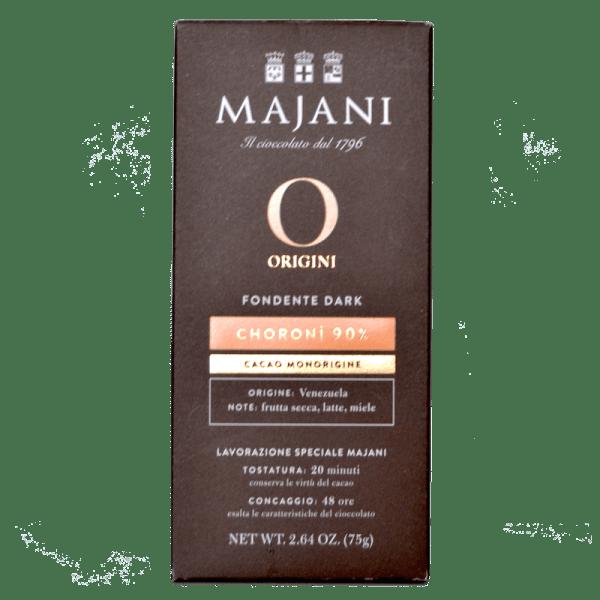 Torrefazione Caffè Chicco D'Oro   Tavoletta Cioccolato - Fondente Dark Choronì 90% - Majani