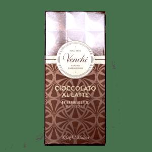 Torrefazione Caffè Chicco D'Oro | Tavoletta Di Cioccolato Al Latte Extra Fine - Venchi