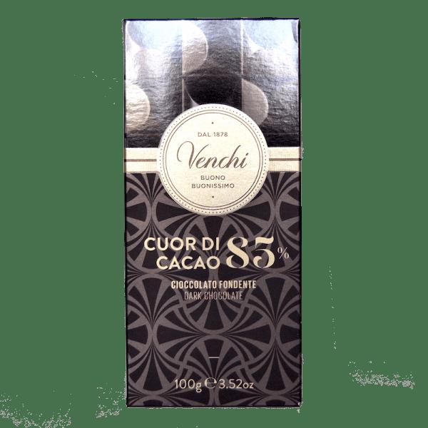 avoletta Di Cioccolato Fondente 85% Cuor di Cacao - Venchi