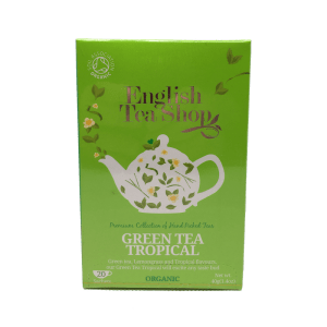 Caffè Torrefazione Chicco D'Oro | English Tea Shop Tè Verde Tropicale