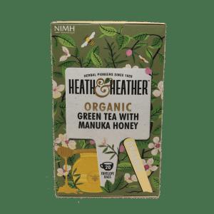 Caffè Torrefazione Chicco D'Oro | Heath & Heather Tè Verde Miele Manuka