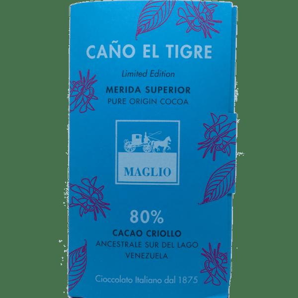 Caffè Torrefazione Chicco D'Oro | Maglio Cioccolato Cano El Tigre Cacao Criollo 80%