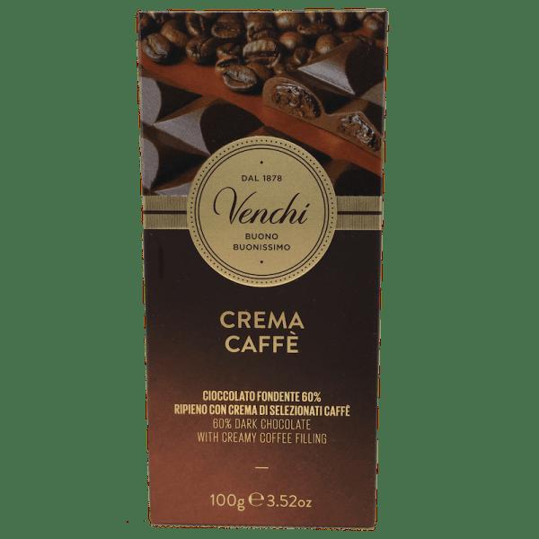 Caffè Torrefazione Chicco D'Oro | Venchi Cioccolato Fondente 60% Crema Caffè