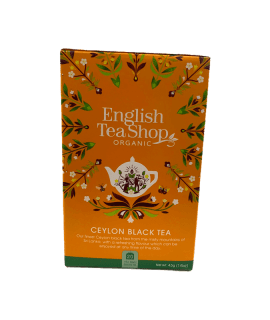 Ceylon Black Tea English Tea Shop _ Caffè Torrefazione Chicco D'Oro