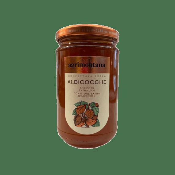 Confettura Extra Albicocche Agrimontana _ Caffè Torrefazione Chicco D'Oro