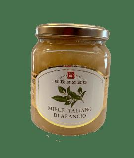 Miele Italiano Arancio Brezzo _ Caffè Torrefazione Chicco D'Oro