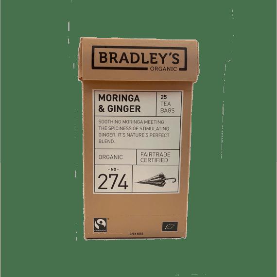 Moringa & Ginger Bradley's _ Caffè Torrefazione Chicco D'Oro