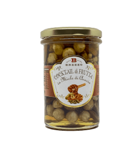Cocktail Di Frutta In Miele di Acacia Brezzo – Torrefazione Caffè Chicco D'Oro