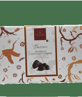 Datteri Ricoperti Di Cioccolato Fondente Domori - Torrefazione Caffè Chicco D'Oro