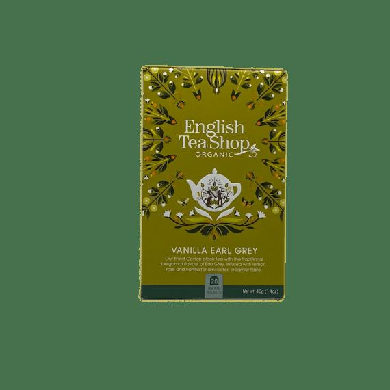 Vanilla Earl Grey English Tea Shop - Torrefazione Caffè Chicco D'Oro