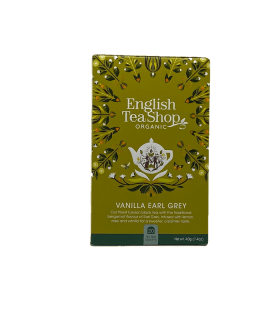 Vanilla Earl Grey English Tea Shop – Torrefazione Caffè Chicco D'Oro