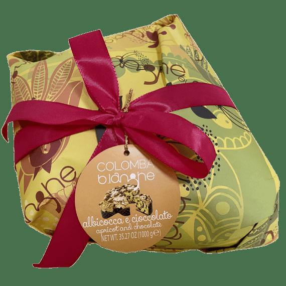 Colomba Albicocca e Cioccolato B.Langhe - Torrefazione Caffè Chicco D'Oro