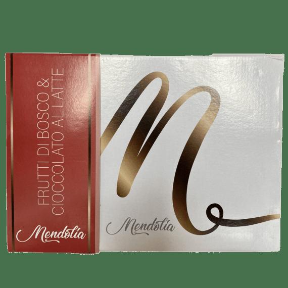 Colomba Frutti di Bosco e Cioccolato al Latte Mendolia - Torrefazione Caffè Chicco D'Oro