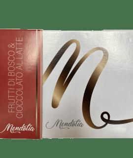 Colomba Frutti di Bosco e Cioccolato al Latte Mendolia – Torrefazione Caffè Chicco D'Oro