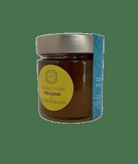 Confettura Prugna e Fiori di Malva Pierre - Torrefazione Caffè Chicco D'Oro.png