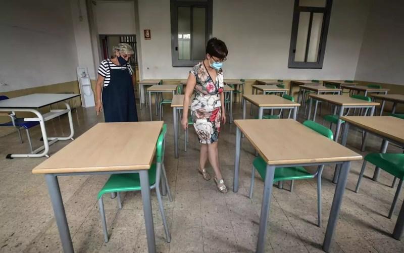 coronavirus rischio riapertura scuola elezioni regionali walter ricciardi