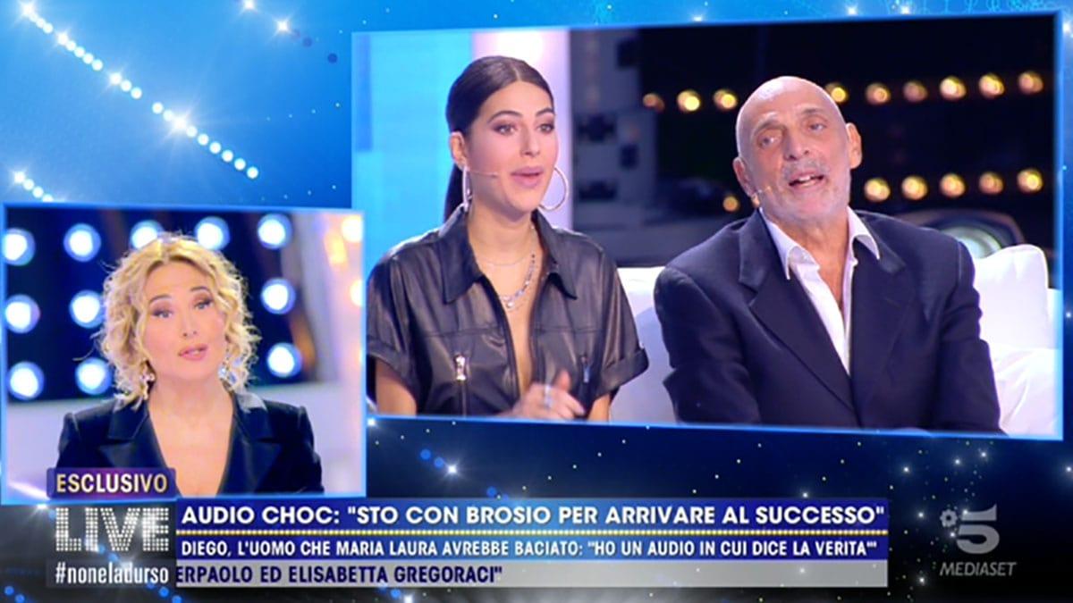 """""""Fabrizio Corona me lo ha chiesto"""". Maria Laura De Vitis racconta tutto sulla storia con Paolo Brosio"""