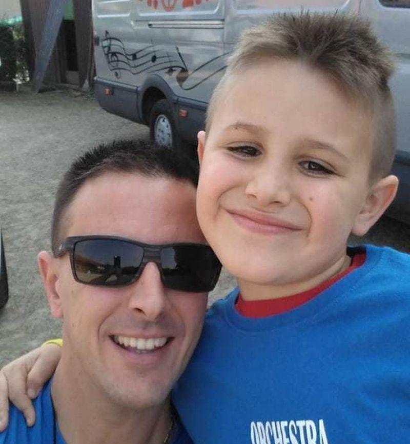 Samuele Racca Morto Roero Bimbo 10 anni Travolto Grano