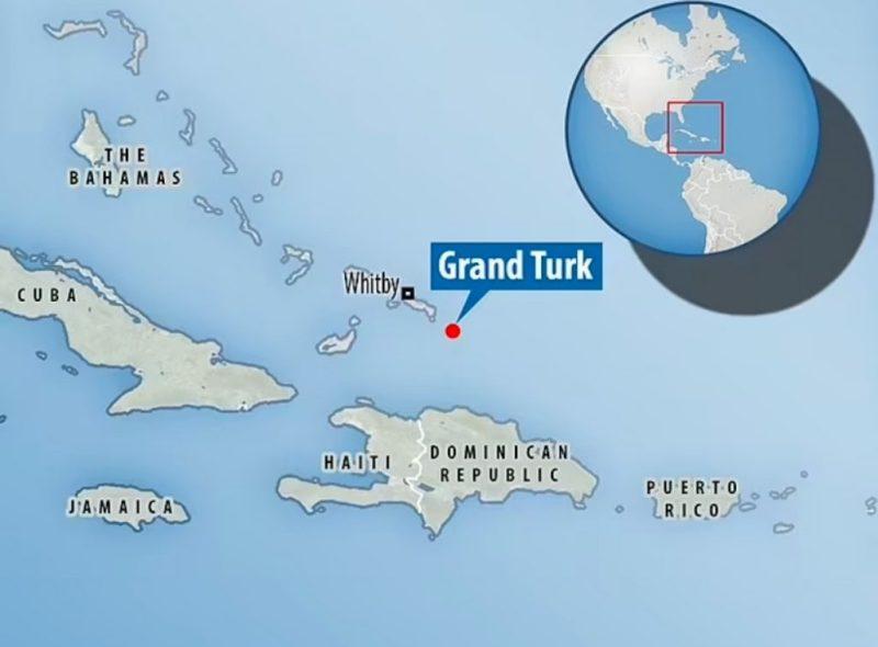 Turks e Caicos barca 20 cadaveri
