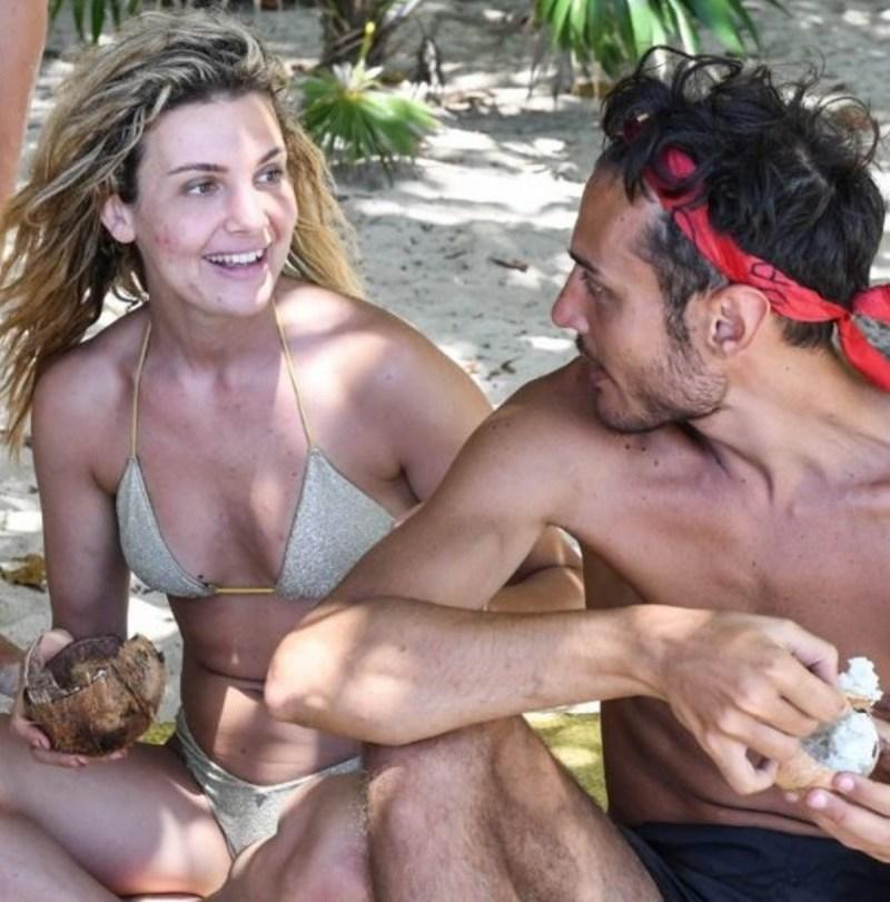 畏怖の島の有名なガールフレンド
