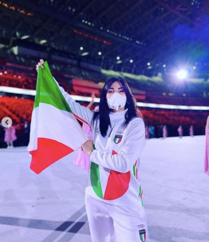 Angela Carini pugile olimpiadi padre morto