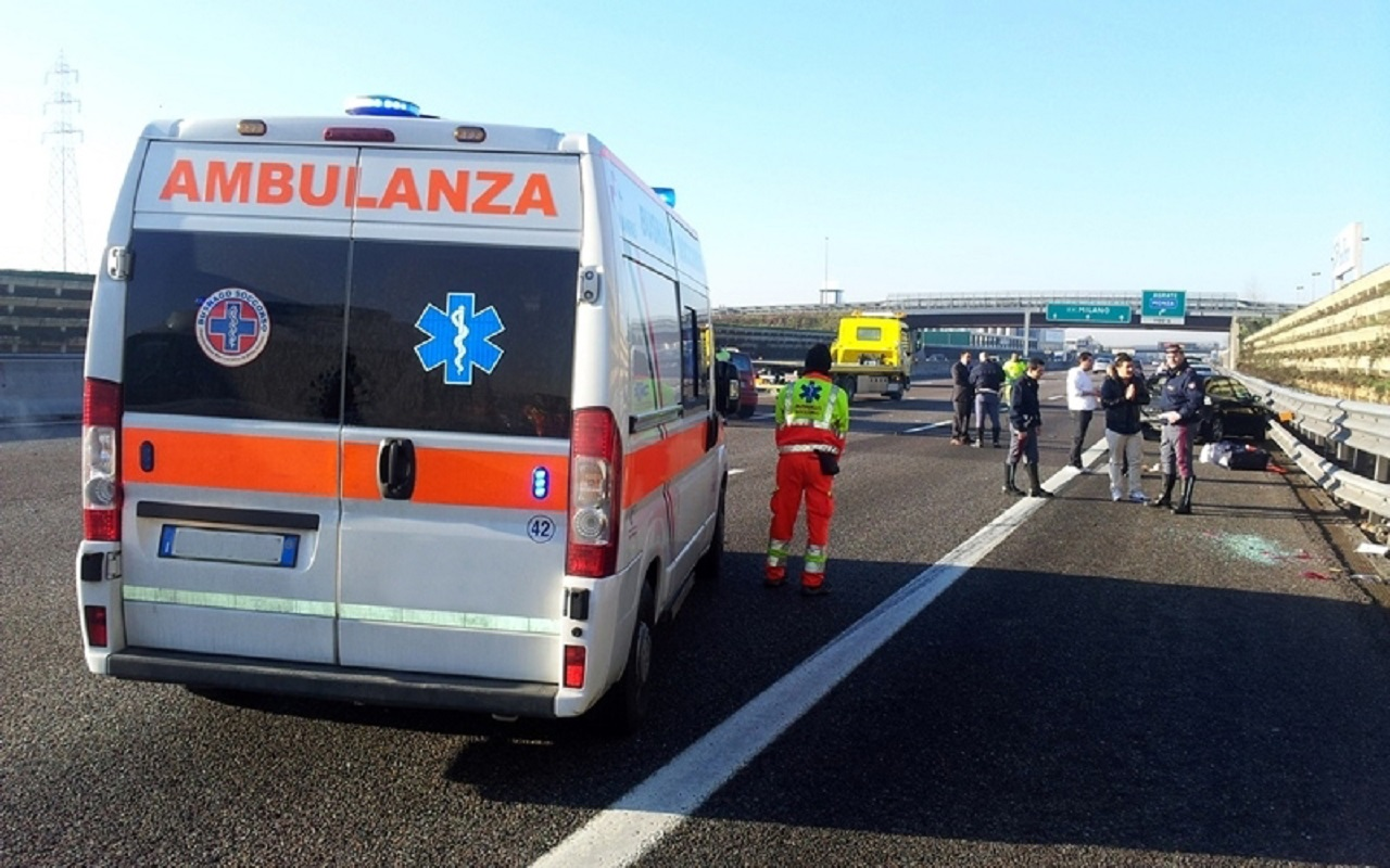 Claudio D'Agaro morto incidente santo stefano di cadore