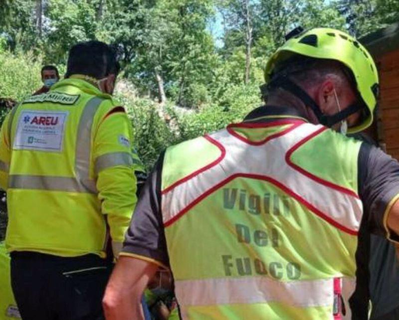 事故作業ドマーゾ死者70歳負傷29歳ビグナ