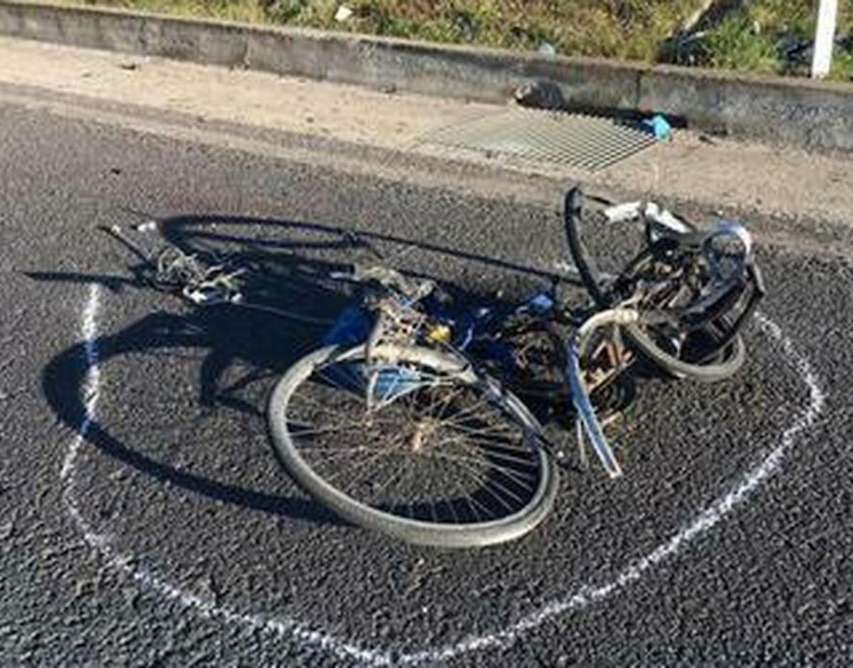giovanni nirta bicicletta morto