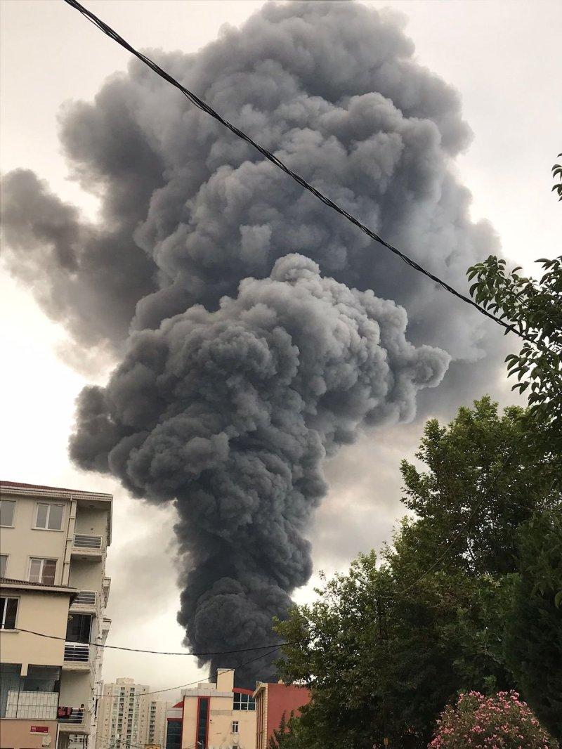 incendio istanbul dhl