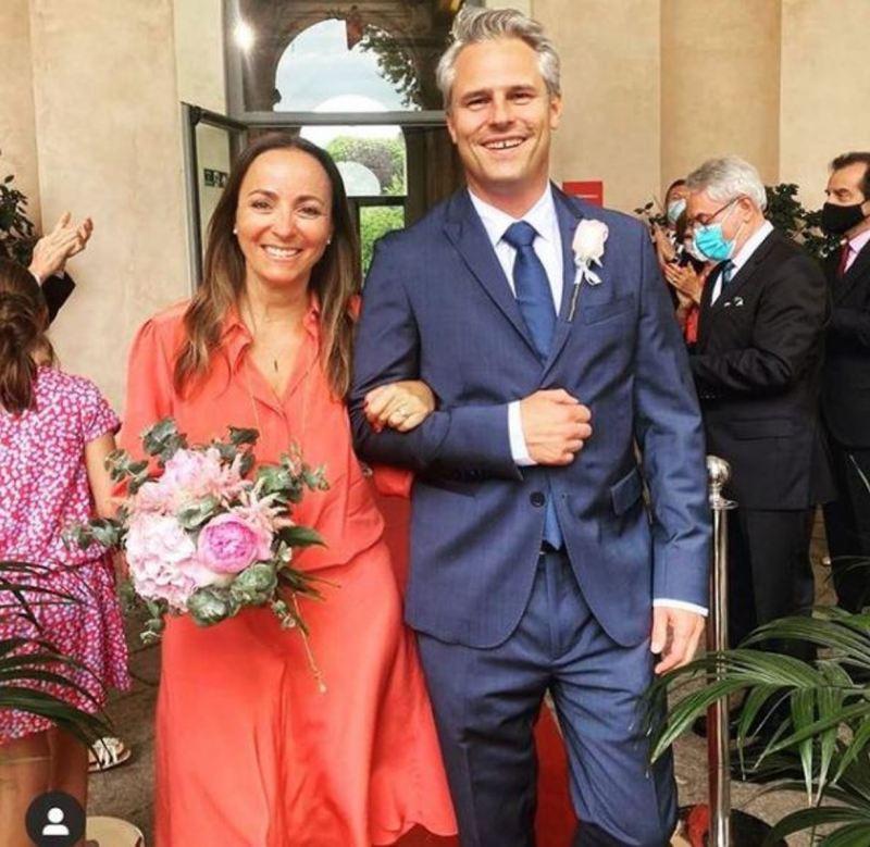 カミララズノビッチの結婚式ノルマンディー