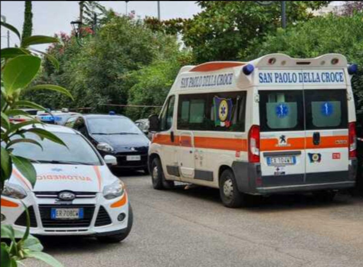 Velletri Omicidio Suicidio Marito Moglie Paolo Ianniello Lucia Massimo