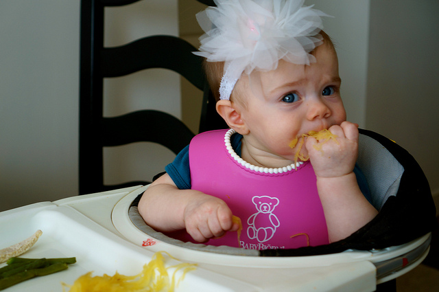 5 Must Have Items for Baby Led Weaning