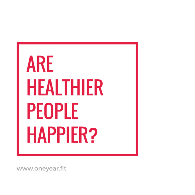 Are Happier People Healthier?