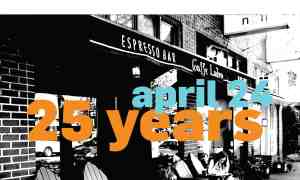 april 24: 25 years of Ladro