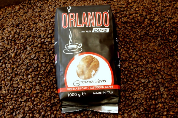 Caffè Orlando in grani