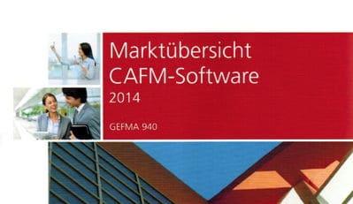 Die neue Marktübersicht CAFM-Software 2014 von GEFMA, VALTEQ und Der Facility Manager ist ab sofort erhältlich.