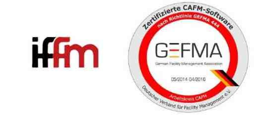 iffmGIS ist für acht Kriterienkataloge der Gefma 444 zertifiziert