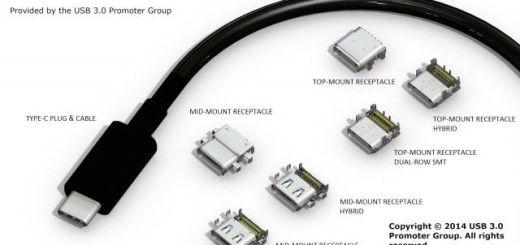 Die Stecker und Buchsen von USB 3.0 sind final konzeptioniert und werden bald auf den Markt kommen