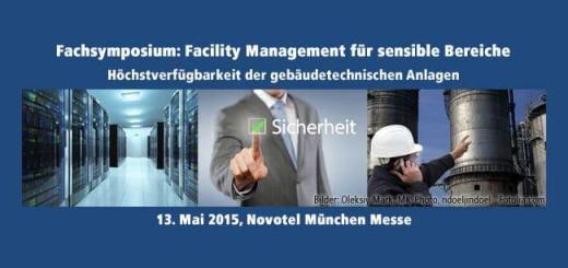 """Um sensible Bereiche bei Banken, Versicherungen, Energieanbieter und Industrie geht es beim Fachsymposium von """"Der Facility Manager"""" im Mai"""