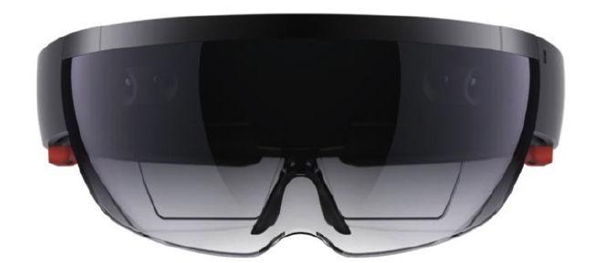 Keine Ski-Brille mit Extras: Die Microsoft HoloLens ist eine Virtual Reality Brille mit breitem Anwendungs-Sprektrum